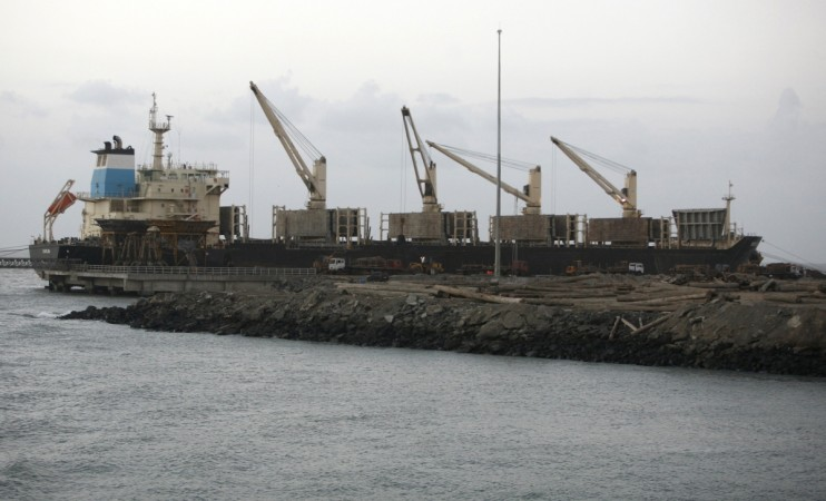 Gopalpur port, which was hit by two cyclones in 2013-14, has commenced normal operations in December last year.