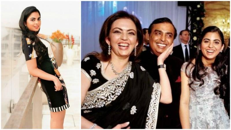 News On Mukesh Ambanis Daughter Ishas Big Fat Wedding
