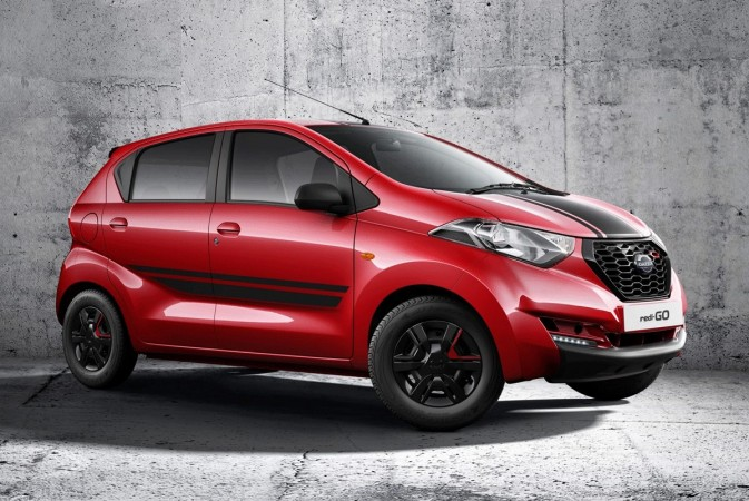 Datsun redi-GO Sport production increased to meet scaling demand