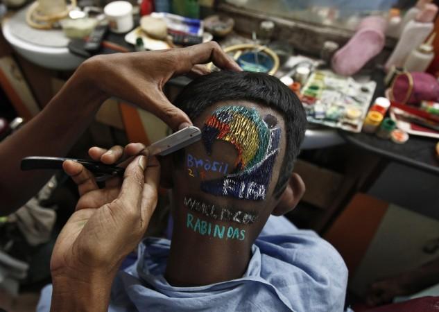 hair cut nda defence cadets contract bid india weird news