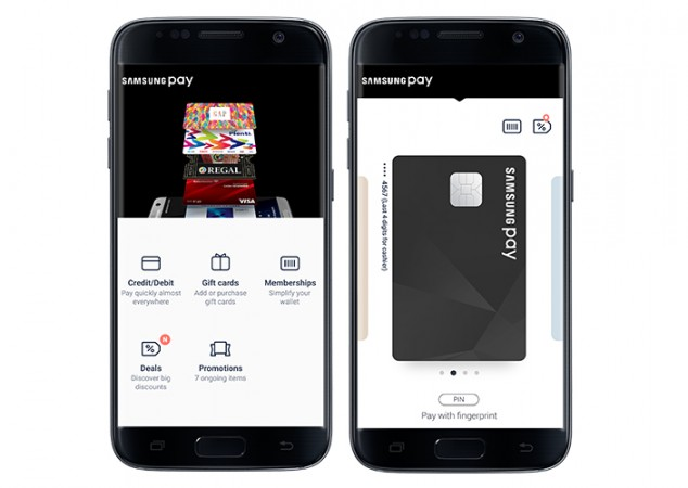 Samsung Pay, Samsung event in India, Samsung Pay in India