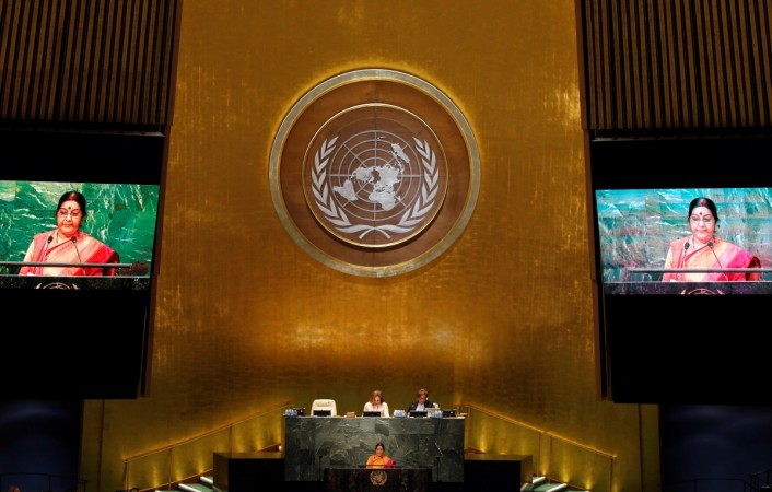 UNGA adopts motion on nuclear weapons ban