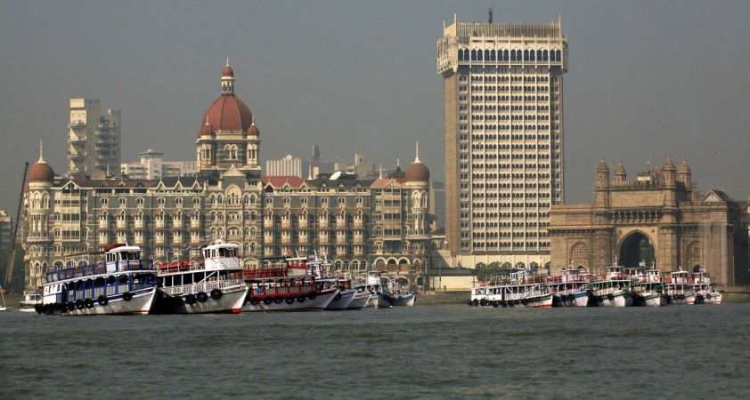 mumbai richest indian city, indian cities, mumbai news, india news, new world wealth report, delhi millionaires, mumbai millionaires, bombay stock exchange, bse building, taj hotel