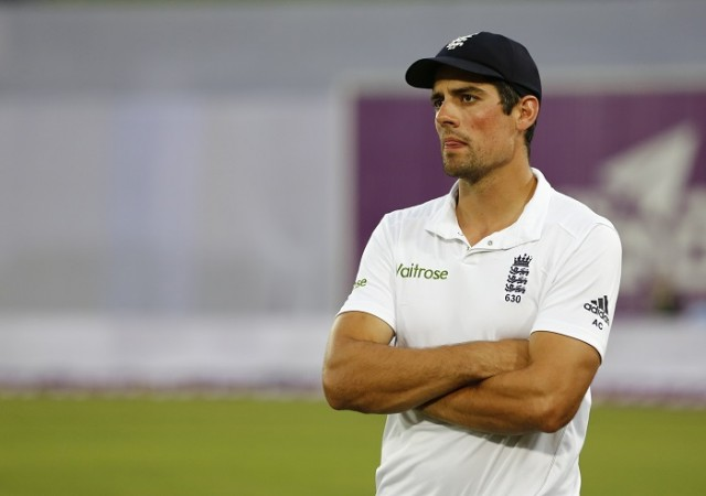 Alastair Cook England