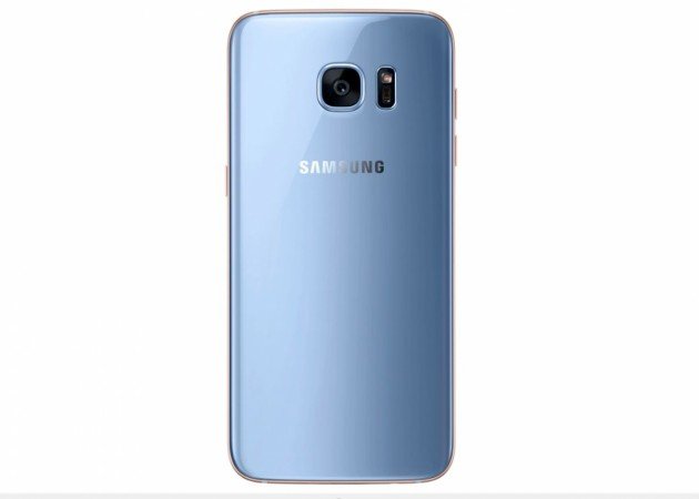 Samsung officially launches Galaxy S7 edge Blue Coral variant in international markets