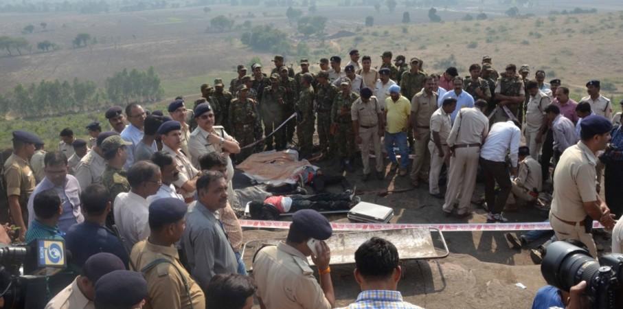 SIMI encounter bhopal