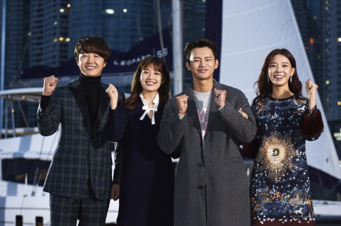 Watch Shopping King Louie episode 12 live online: MBC drama