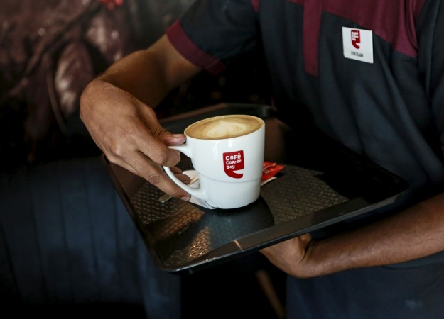 ccd coffee day q2 results share price ipo dampener results investors loss public issue good bad market share qsr india asia uae