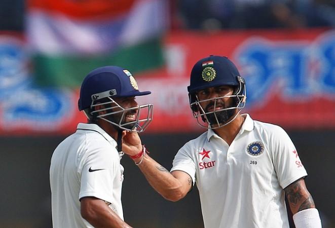 Ajinkya Rahane, Virat Kohli, India, India vs Australia, Test series