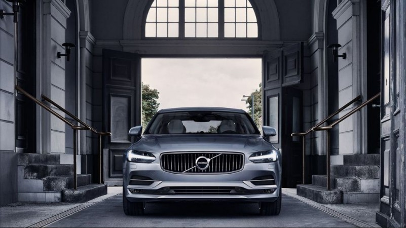 New Volvo S90 launched in India at Rs 53.5 lakh