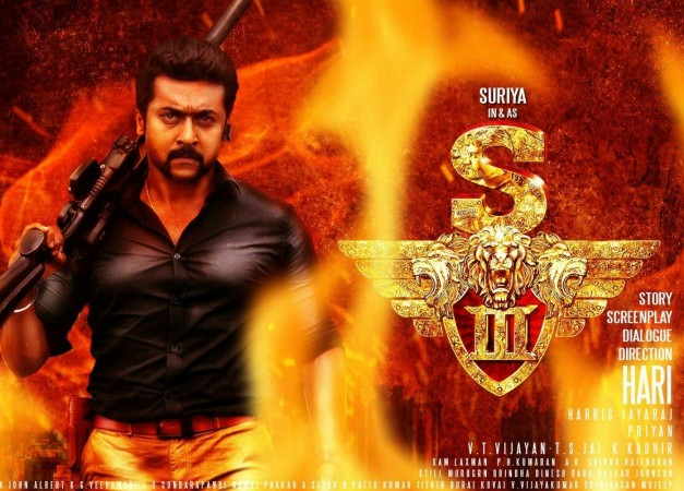 S3 aka Singam 3 1st week box office collection