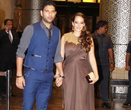 Yuvraj Singh-Hazel Keech marriage details