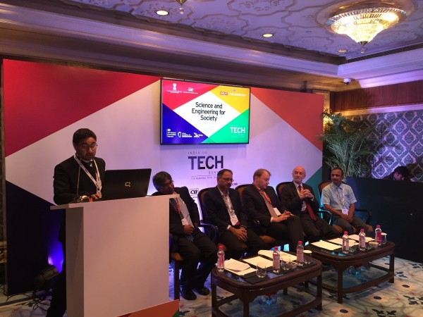 India-UK Tech Summit 2016: Science & Engineering for Society