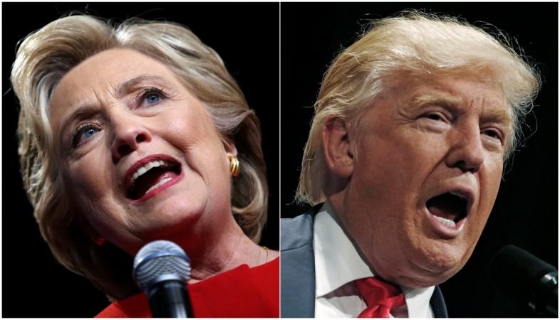 Donald Trump Vs. Hilary Clinton: US Presidential elections 2016