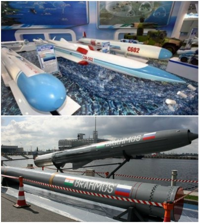 New Chinese anti-ship missile