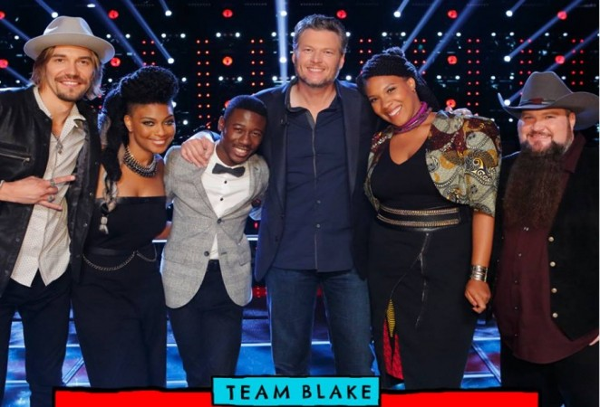 Team Blake