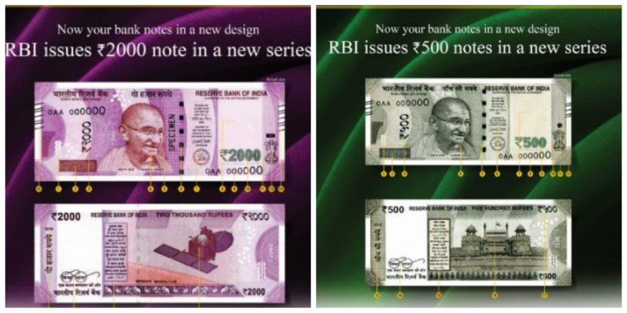 new notes currency rs 500 rs 2000 rs 1000 ban demonetisation scrapped pm modi rbi new notes guidelines faqs black money images