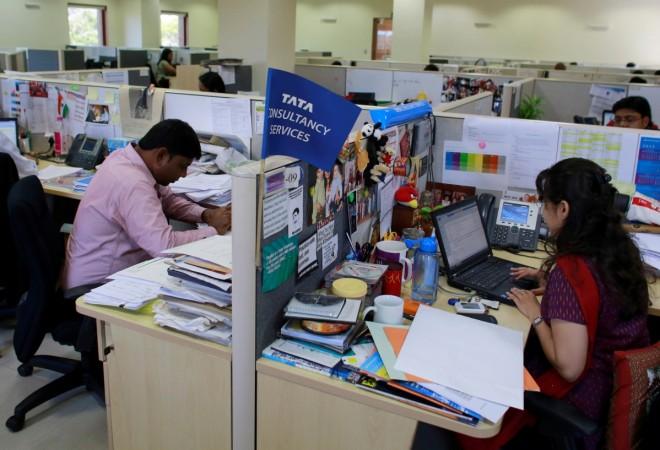 TCS employees