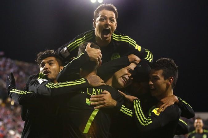 Javier Hernandez Mexico USA