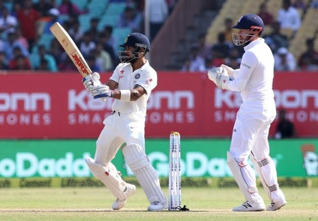 Virat Kohli India Jonny Bairstow England