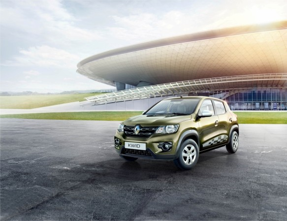 Renault Kwid AMT launched in India at Rs 4.25 lakh