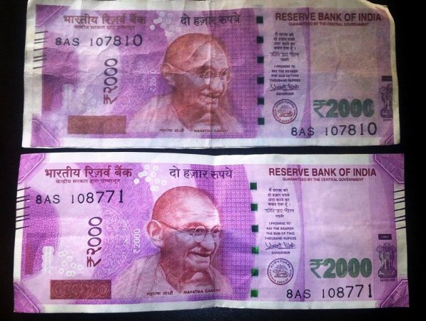 Rs 2,000 note