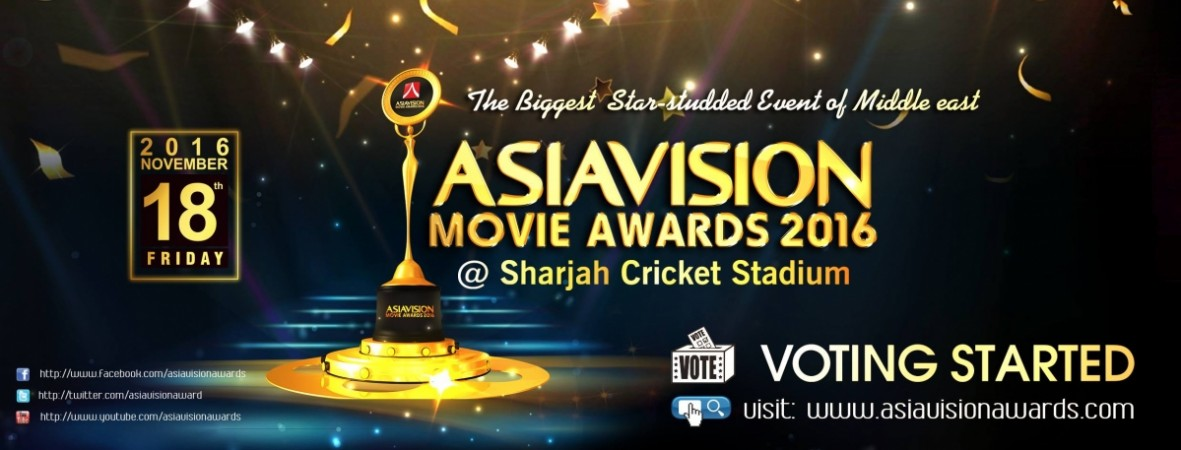 Asiavision Movie Awards 2016
