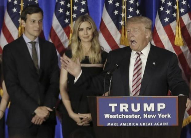 Donald Trump-Jared Kushner