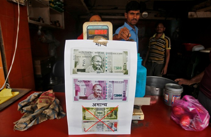Currency ban