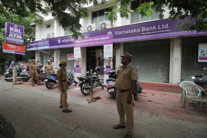 karnataka bank share price q2 deposits advances rights issue india banks demonetisation regional banks mangalore mangaluru advances credit growth bhat