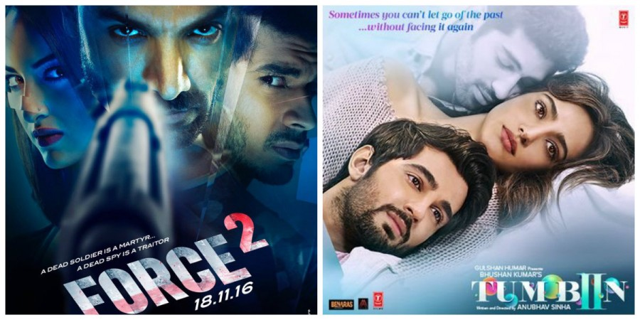 Force 2 Tum Bin 2 Box Office Prediction Demonetisation May Affect