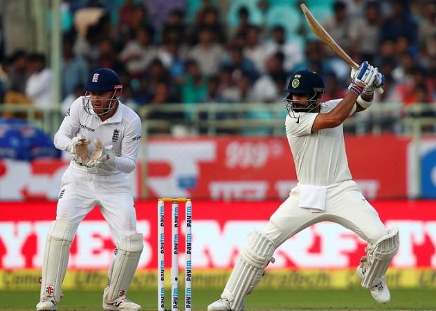 Jonny Bairstow England Virat Kohli India