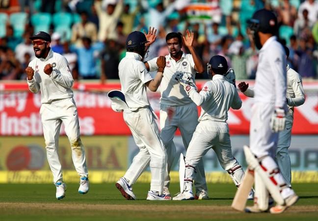 R Ashwin Virat Kohli India England