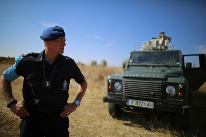 border patrols in europe