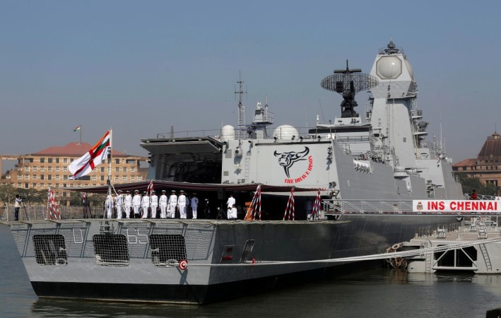 India deploys two warships in Gulf of Oman amid US-Iran