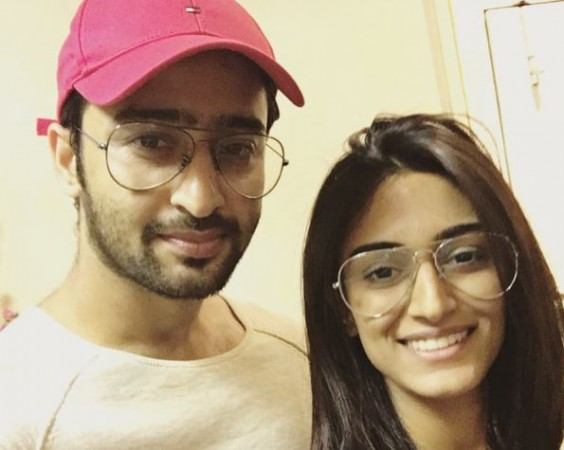 Is all well between rumoured real life couple Shaheer and Erica?