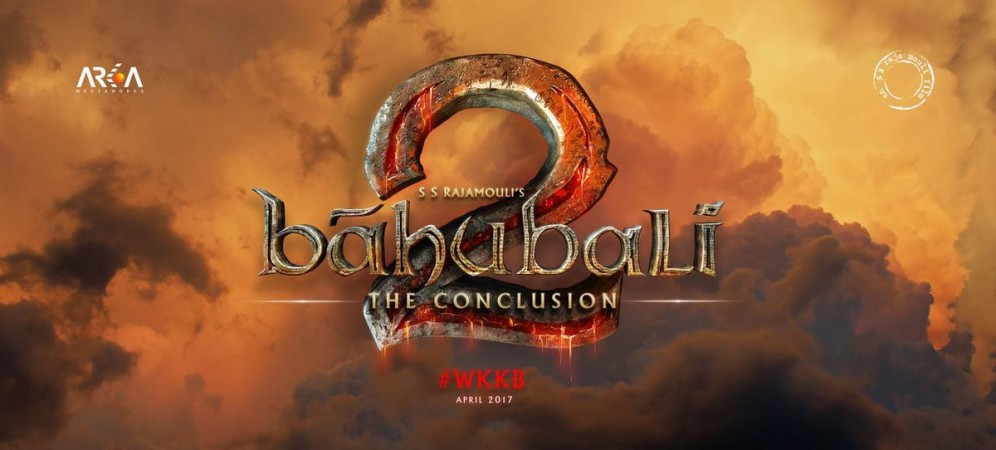 Baahubali 2 logo