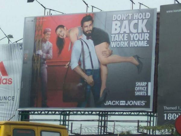 Jack & Jones ad