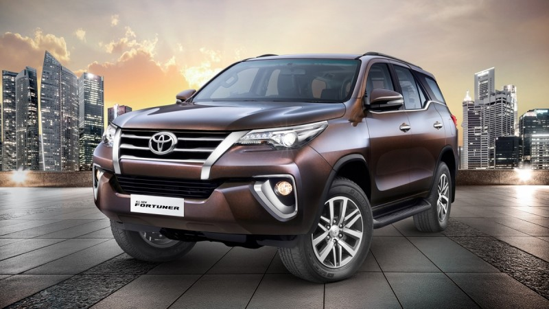 New Toyota Fortuner