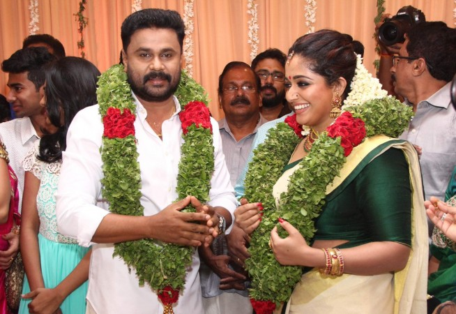 Dileep marries Kavya Madhavan