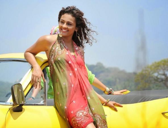 Actress Seerat Kapoor