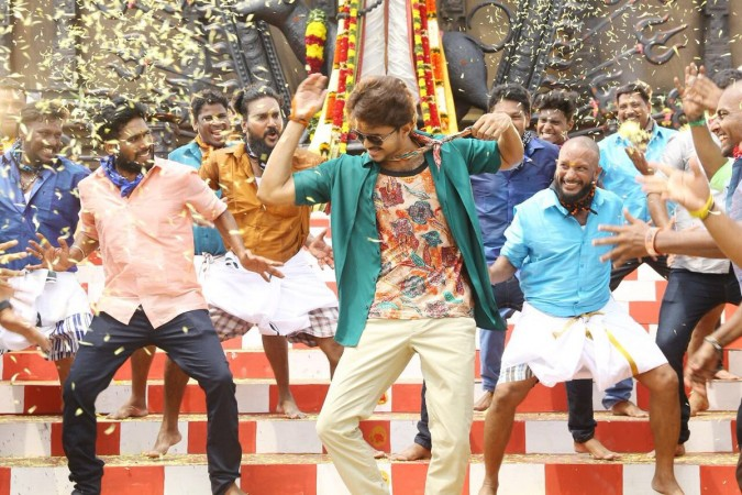 Bairavaa box office collection