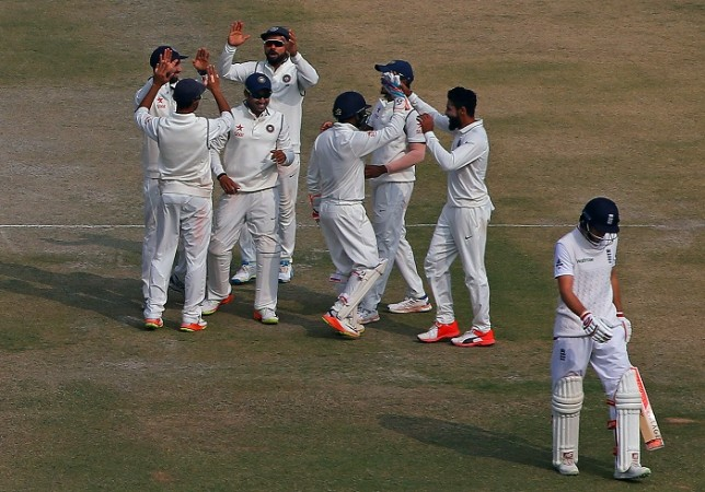 India Joe Root England