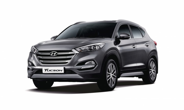 Hyundai Tucson receives 500 bookings