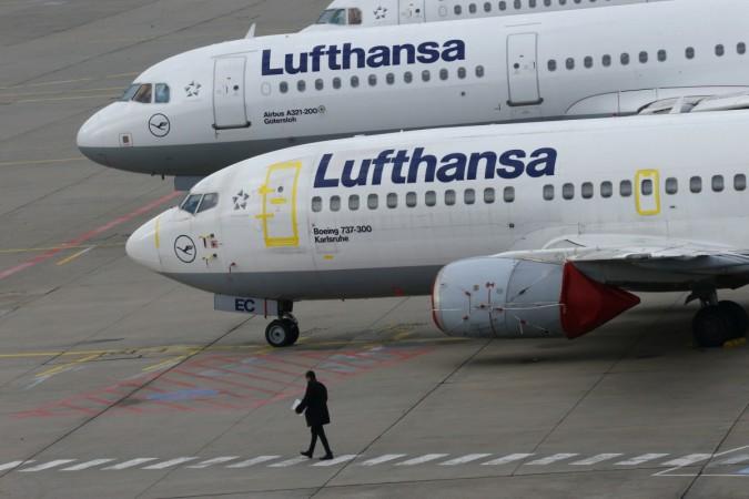 Lufthansa flight cancellations