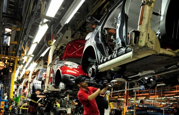 British auto market