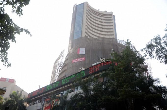 sensex gainers, bhushan steel share price, lanco share price, essar steel, monnet share price