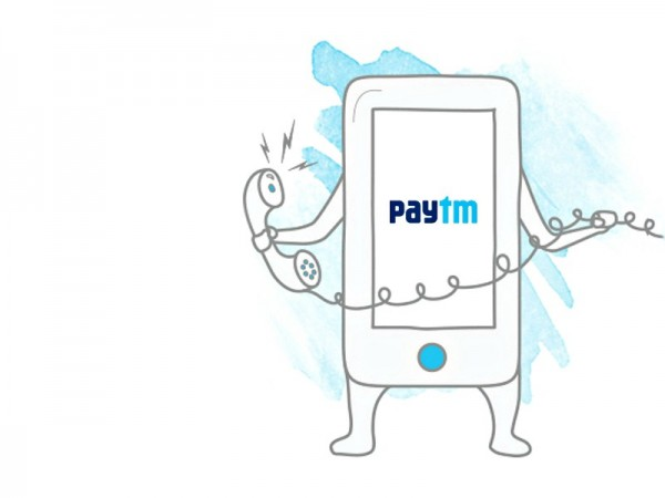 Now, call a toll-free Paytm number to make online payment