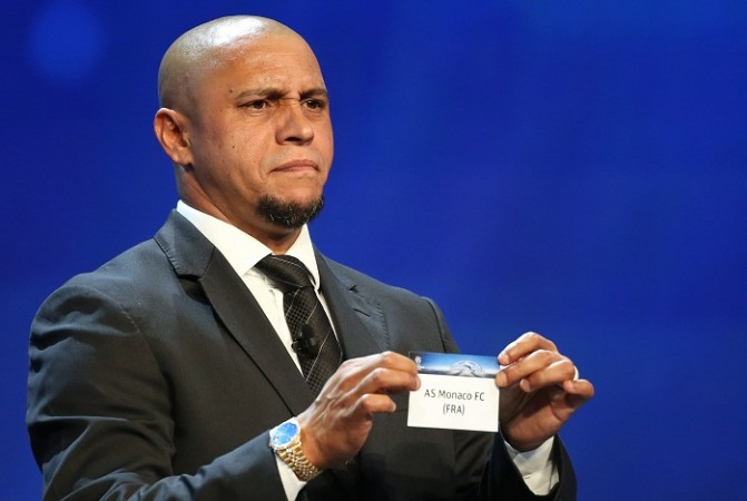 The Champions league round of 16 draw is set to take place on Monday.