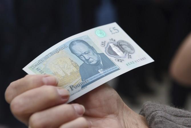 plastic note polymer note rbi bank of england tender printing demonetisation counterfeit BRBNMPL SPMCI